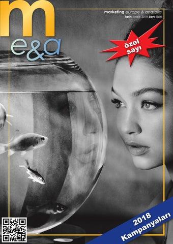 a3a1bad8cb926 marketing europe & anatolia Sayı: 2018 Özel by Eksantrik Produksiyon ...