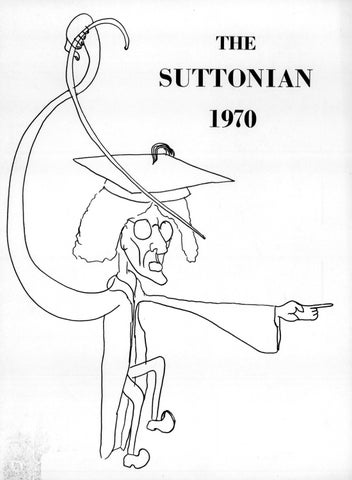The Suttonian 1970 By Sutton Valence School