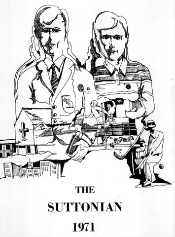 The Suttonian 1978 By Sutton Valence School