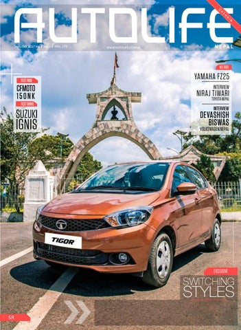 Volume 6 Issue 4 By Autolife Nepal Issuu