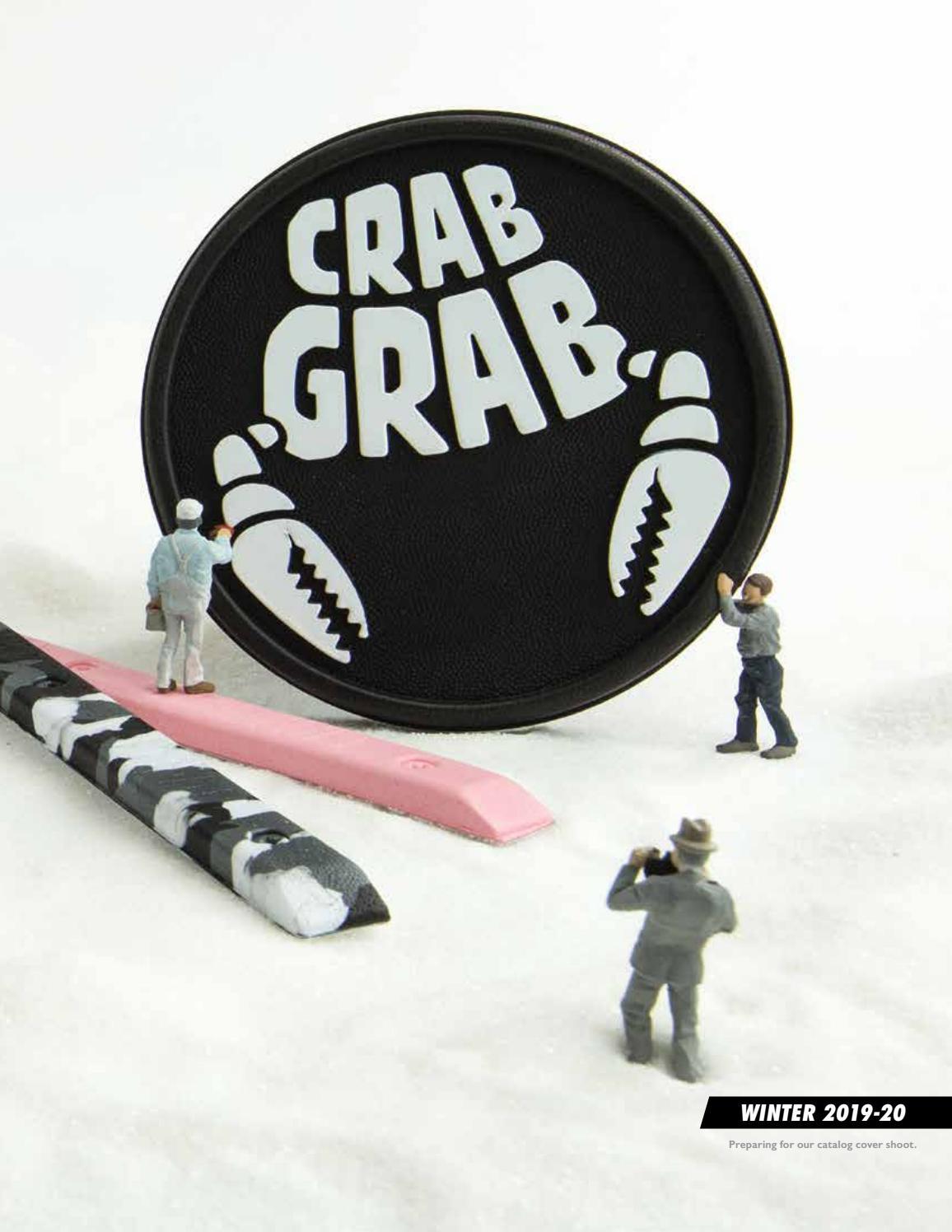 Crab Grab Holey Sheet