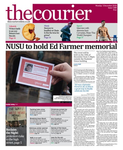 Courier 1343 by The Courier Online - issuu
