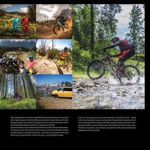 Page 3 of Dartmoor-Bikes team riders