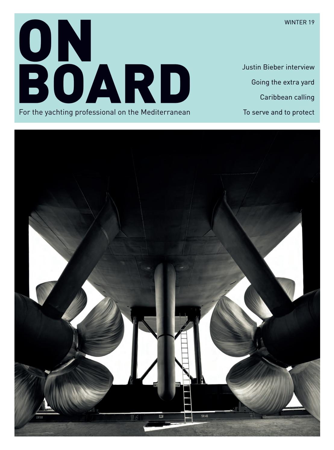 ONBOARD Magazine winter 2019 by Plum Publications - issuu