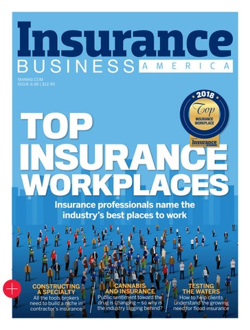 Insurance Business America Issue 6 08 By Key Media Issuu
