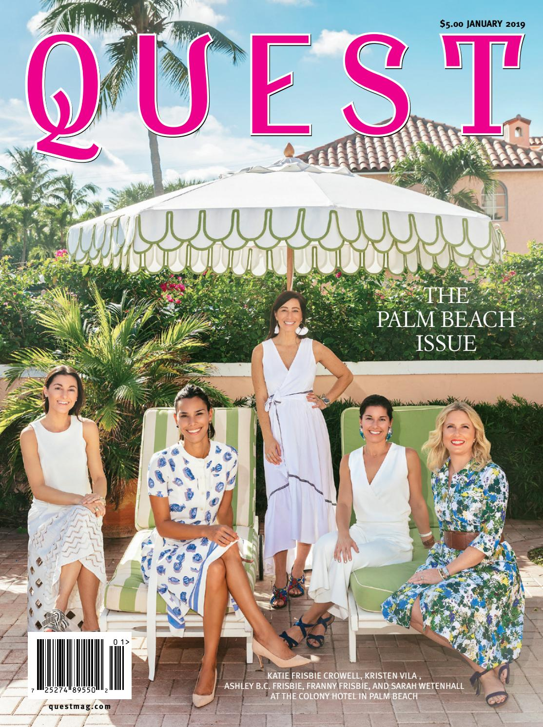4008c9599 Quest January 2019 by QUEST Magazine - issuu