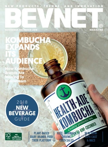 ffce944a7d0b BevNET Magazine November December 2018 by BevNET.com - issuu