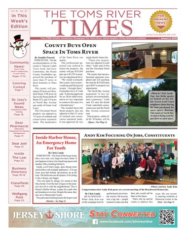 22c9e617b252 2019-01-05 - The Toms River Times by Micromedia Publications Jersey ...