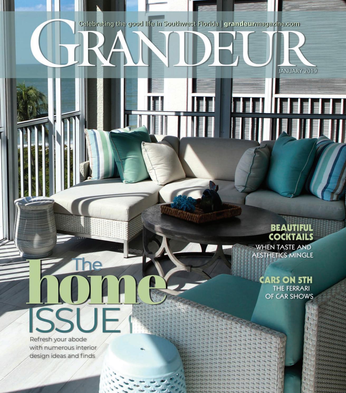 3edf13e62c57 Grandeur Magazine - January 2019 by Grandeur Magazine - issuu