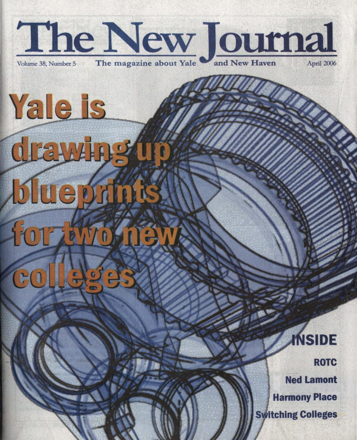 Volume 38 - Issue 5 by The New Journal at Yale - issuu