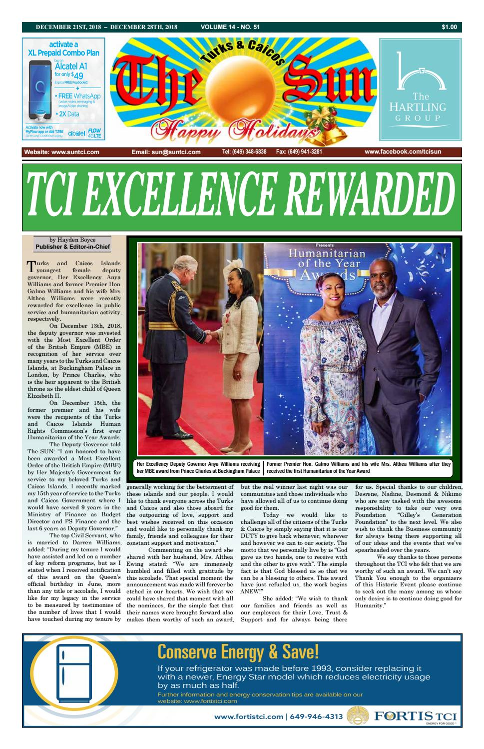 VOLUME 14 ISSUE 51 by The SUN Newspaper - issuu