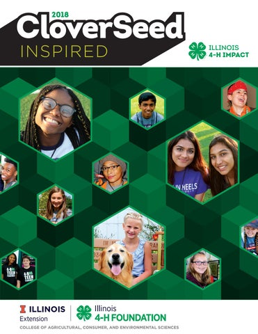 2018 Illinois 4-H CloverSeed by Illinois 4-H - issuu