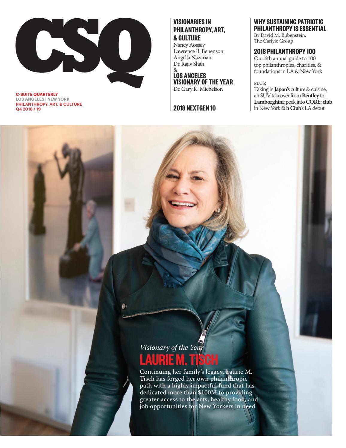 ad415cbc2a8 C-Suite Quarterly - New York by CSQ Magazine - issuu