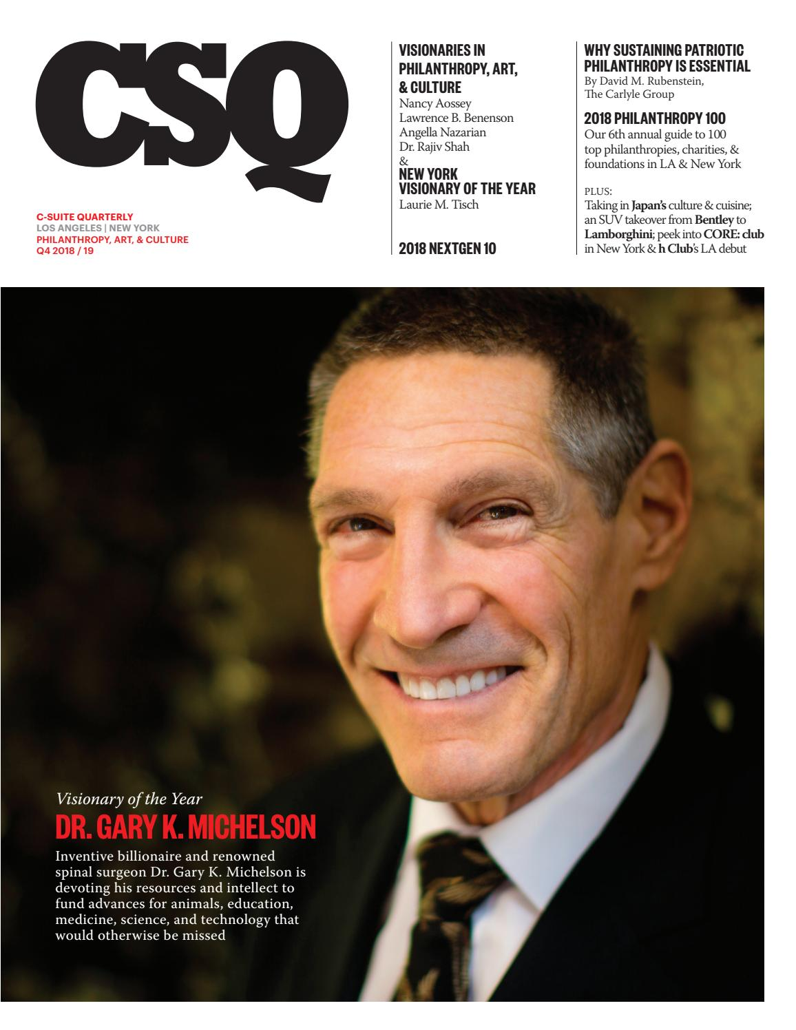 f852d1aa873817 C-Suite Quarterly - Los Angeles by CSQ Magazine - issuu