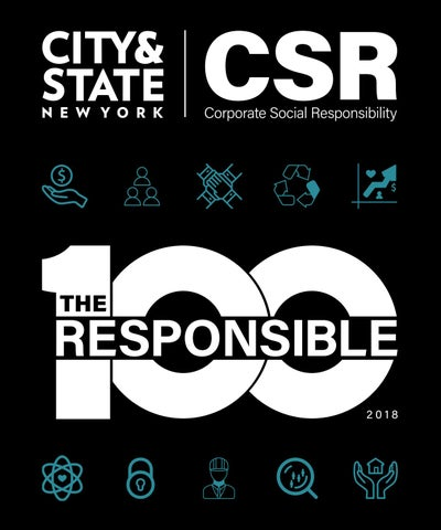 CSR Responsible 100 Awards