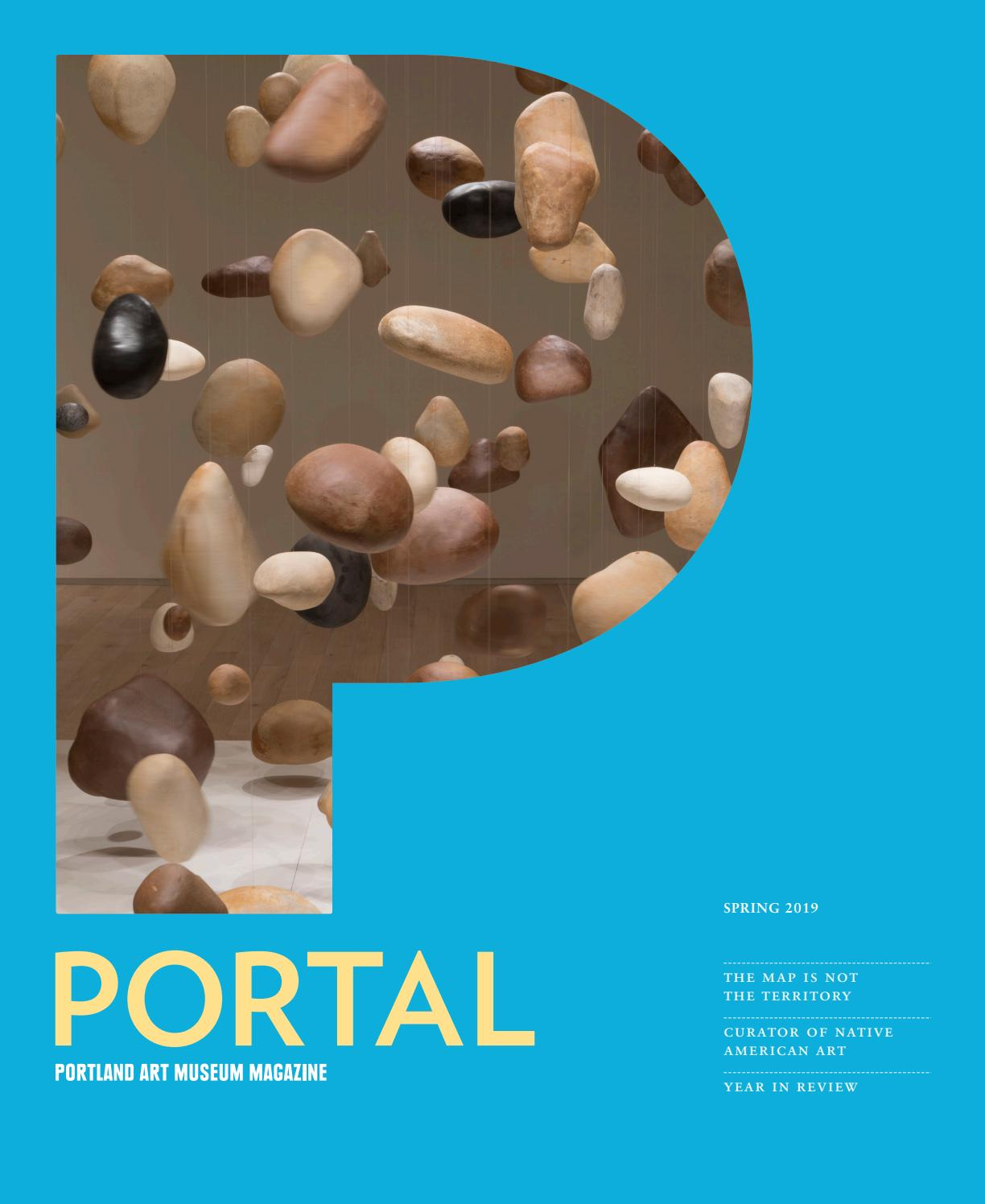 4452508e9161c Portal, Spring 2019 by Portland Art Museum - issuu