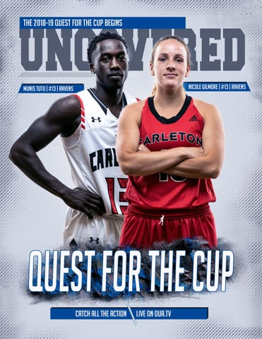 2018-19 UNCOVERED Basketball Preview by Ontario University Athletics ... 25a0f2926