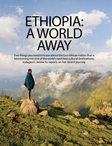 Page 84 of Ethiopia: A World Away