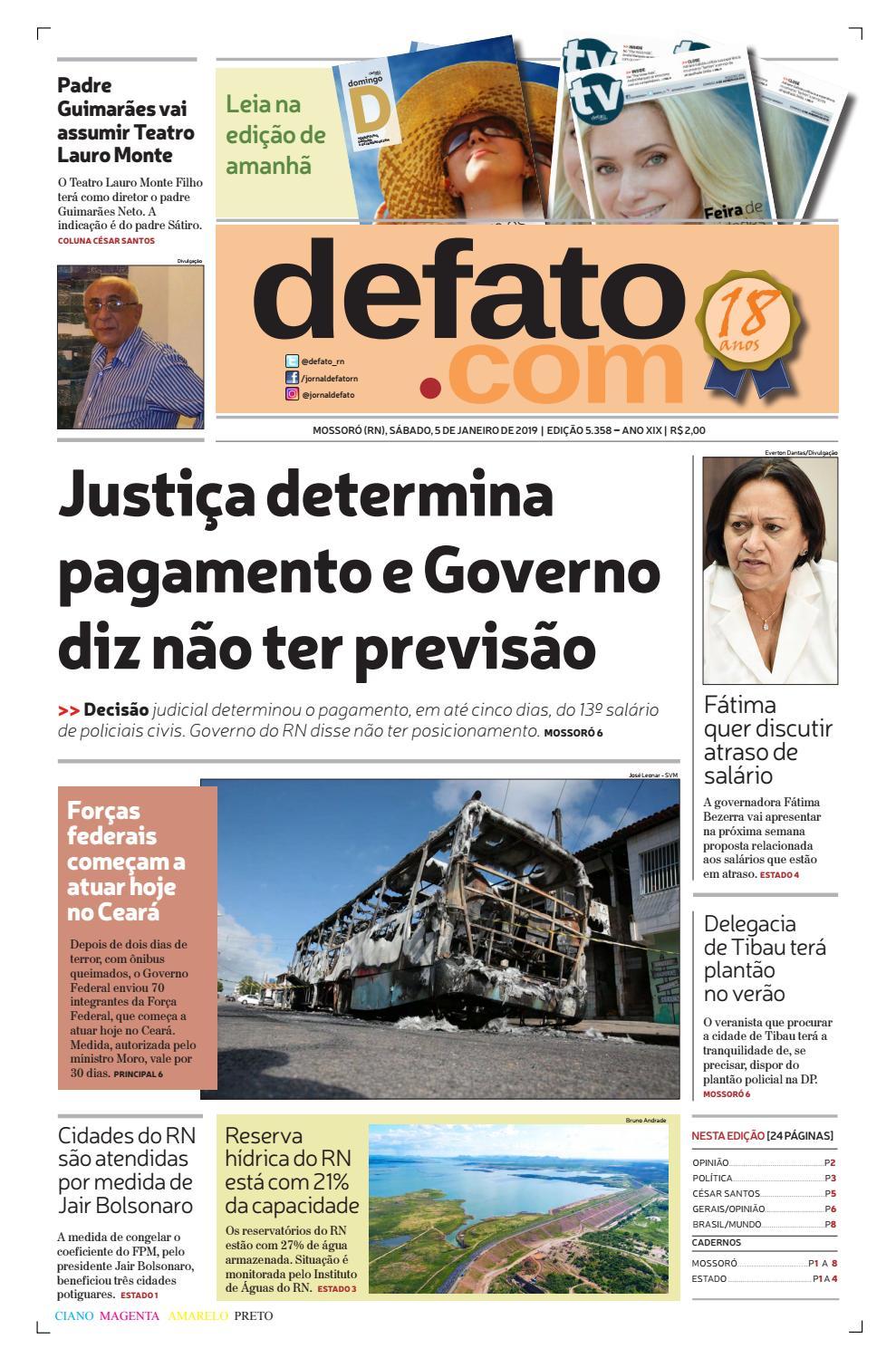 89e38427bc2 Jornal de Fato by Jornal de Fato - issuu