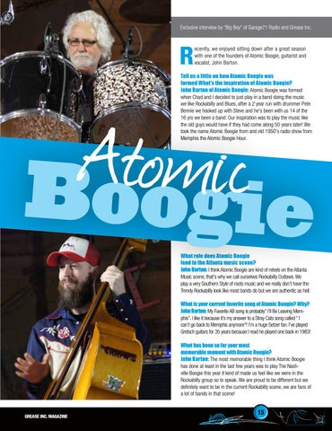 Page 15 of Exclusive Interview with John Barton of Atomic Boogie