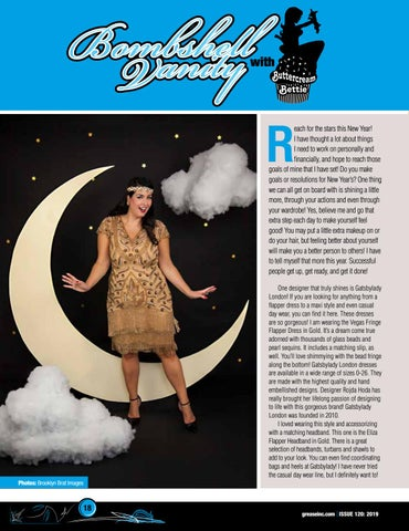 Page 18 of Bombshell Vanity with Buttercream Bettie