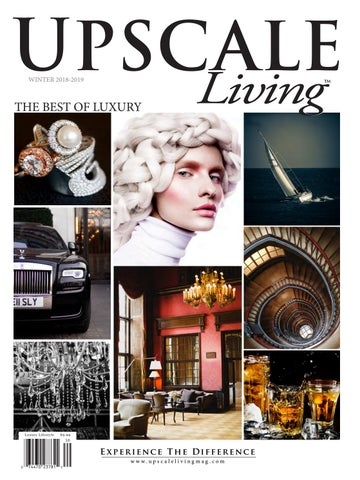 80383fd5e19 December 2018 - Best of Luxury 2018 - Upscale Living Magazine