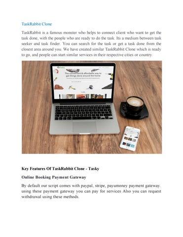 TaskRabbit Clone by Krish - issuu