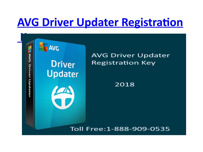 driver updater registration key 2018