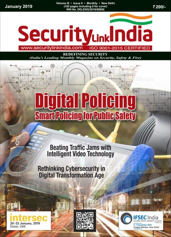 SecurityLink India by Security Link India - issuu
