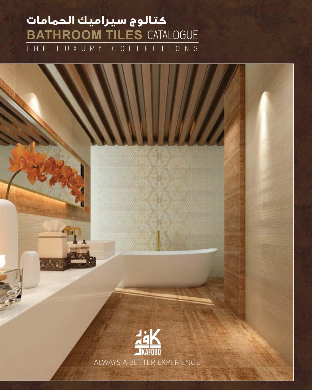 BATHROOM TILES CATALOGUE by kafood company - Issuu