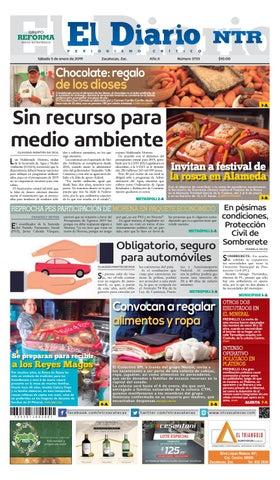 Diario NTR by NTR Medios de Comunicación - issuu e2c22a0a82e