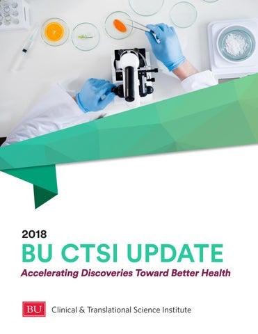 BU CTSI Update by BUSM - issuu