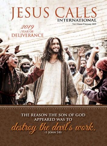 Jesus Calls International January 2019 by Jesus Calls
