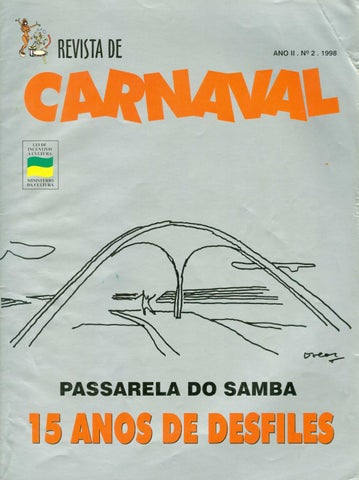 Revista de Carnaval nº 2 by Portal Academia do Samba - issuu f128e2fdfd7