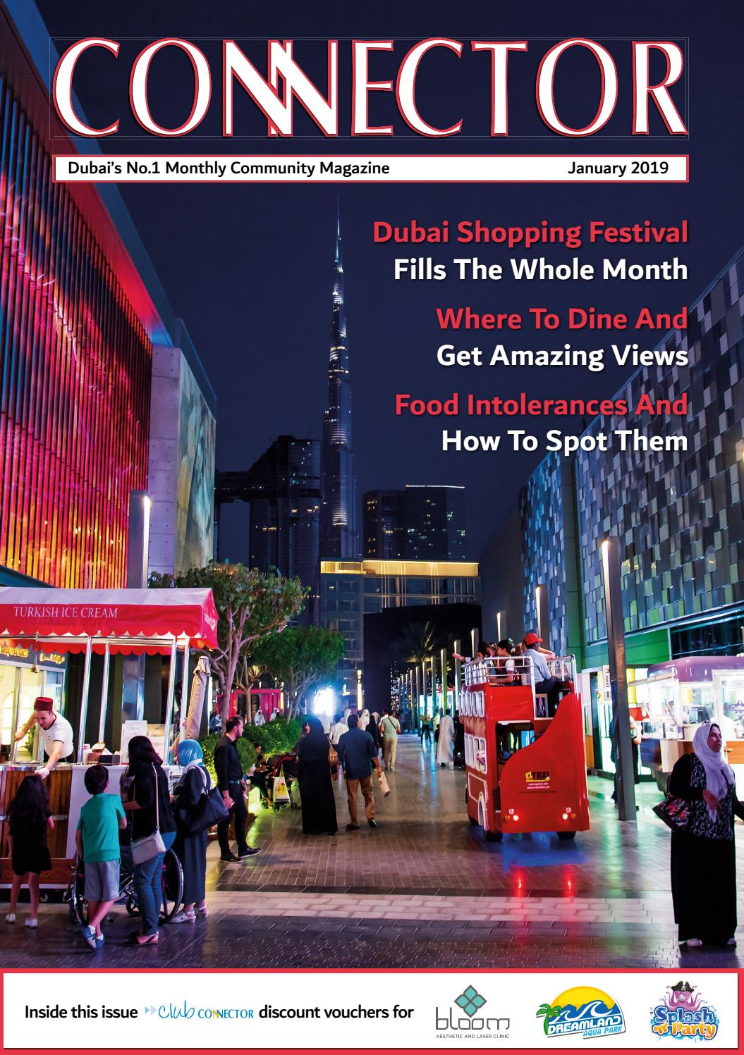January 2019 Connector Dubai by Connector Publishing - issuu