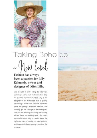 Page 8 of Taking Boho to a New Level