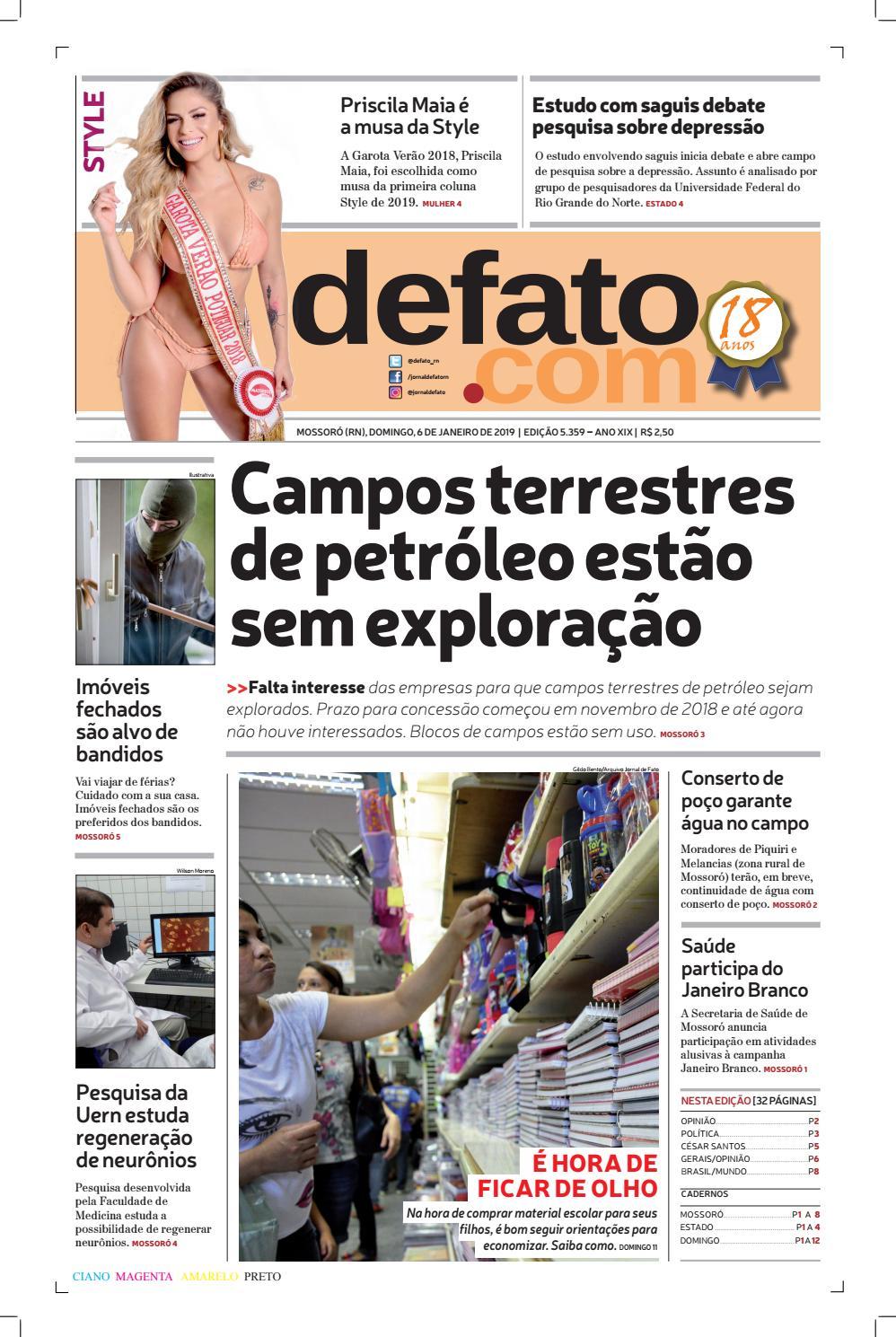 809ce5710 Jornal de Fato by Jornal de Fato - issuu