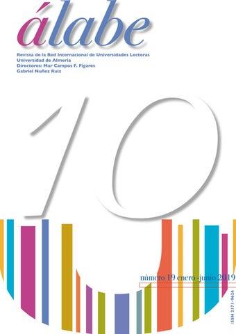 f28fd2cf0f Álabe 19, Enero-Junio 2019 by Campos FERNANDEZ-FIGARES - issuu