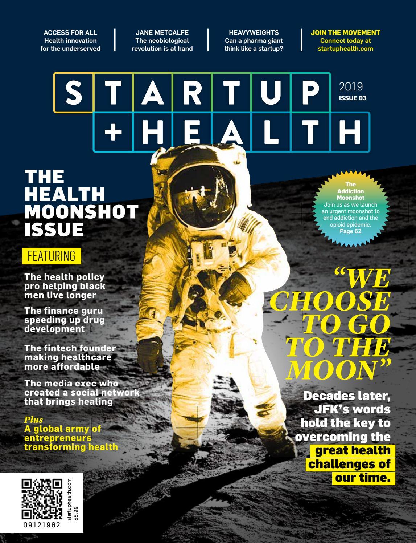 StartUp Health Magazine_Issue 03 (2019) by StartUp Health