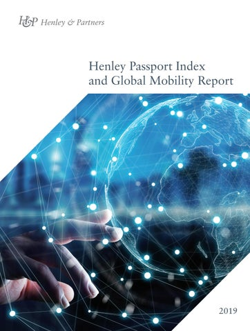 Henley Passport Index and Global Mobility Report by Ideos