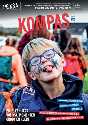 05aa6197214e00 2018-2019 Kompas 3 KSA Oost-Vlaanderen by KSA Nationaal - issuu
