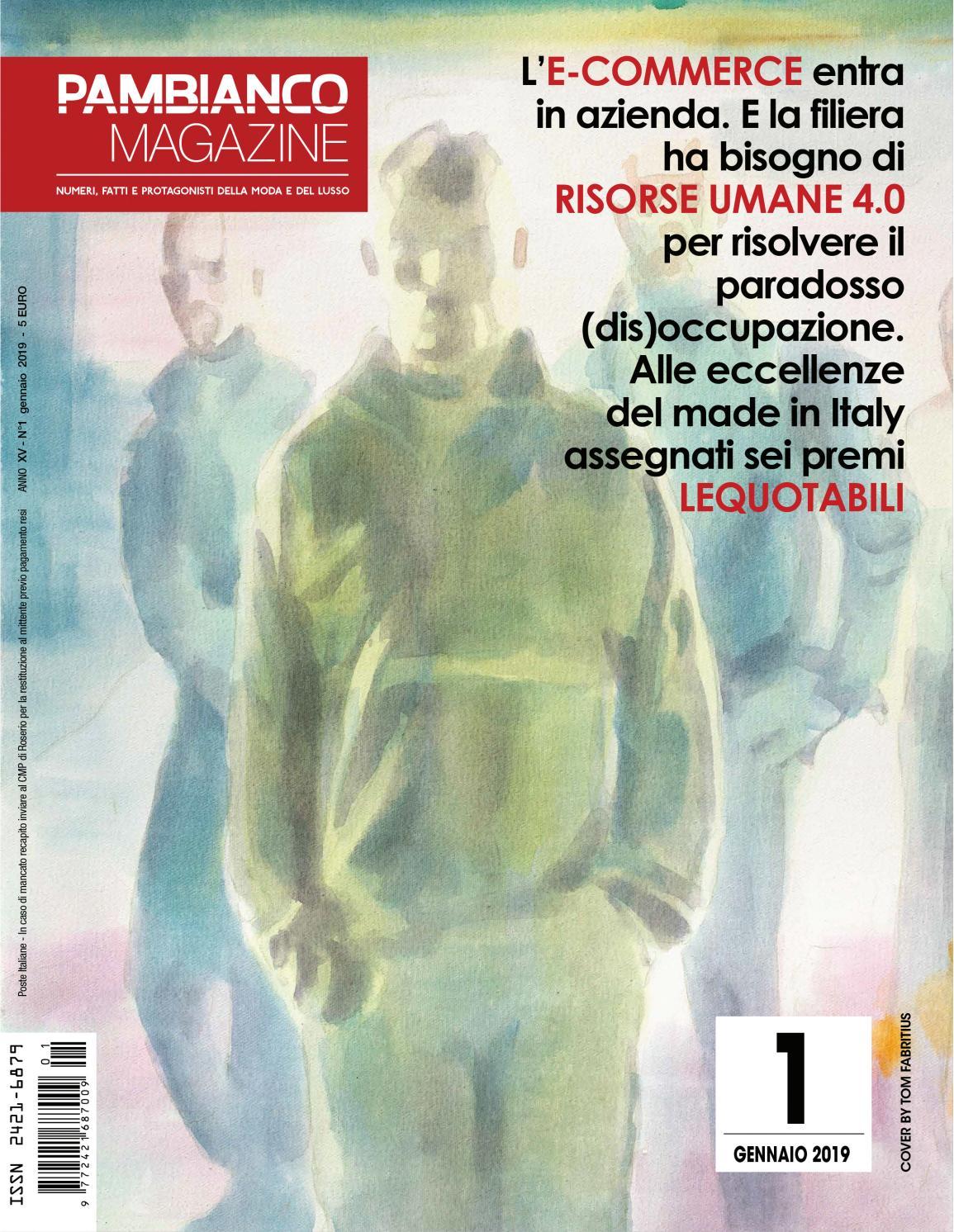 c04a1ea250 Pambianco magazine n1/2019 by Pambianconews - issuu