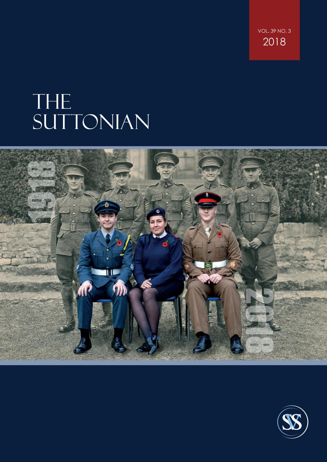 ce4114c585da62 The Suttonian 2018 by Sutton Valence School - issuu