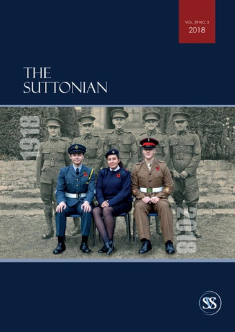 The Suttonian 2018 By Sutton Valence School Issuu