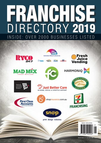 5eb8739ab612c 2019 Australia and New Zealand Business Franchise Directory by CGB ...