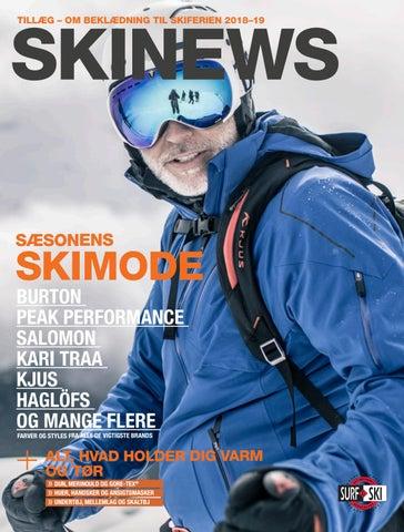 af15a097 SKINEWS 2018-19 Beklædning by Surf & Ski Danmark - issuu