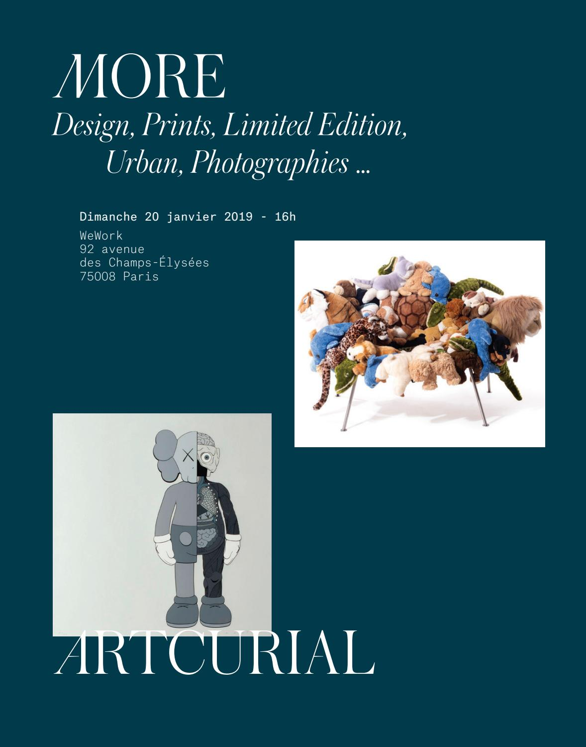 More by Artcurial issuu