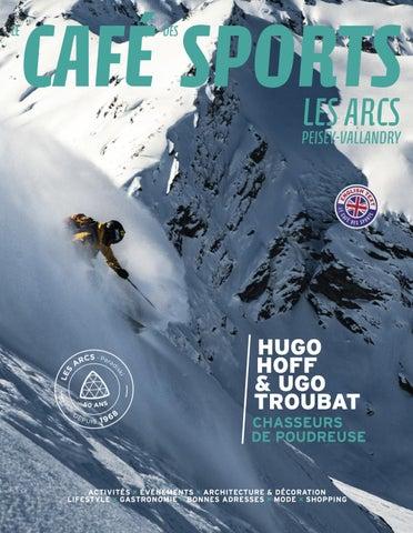 LES ARCS by SCA Media   Events - issuu ad8b9ce6cdf