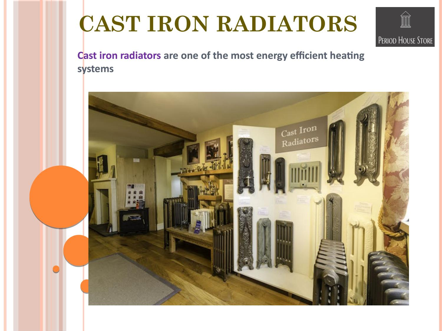 Cast Iron Radiators Suitable To Heat Any Home And Office In This Winter By Period House Store Issuu