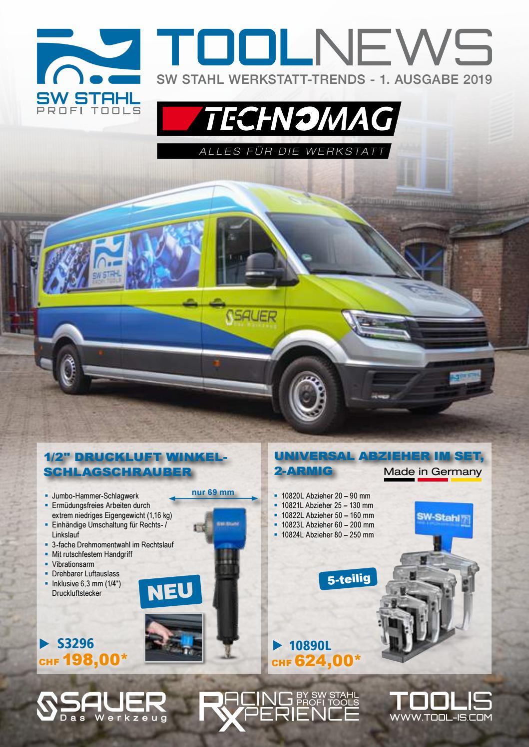 SW-Stahl Umschaltknarre 3//8 Zoll 05895L 72 Z/ähne